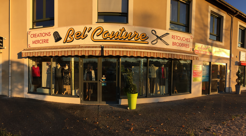 Magasin Bel Couture